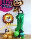Jungle Animal Balloon Package